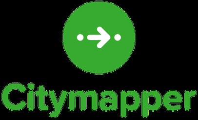 CityMapper Logo