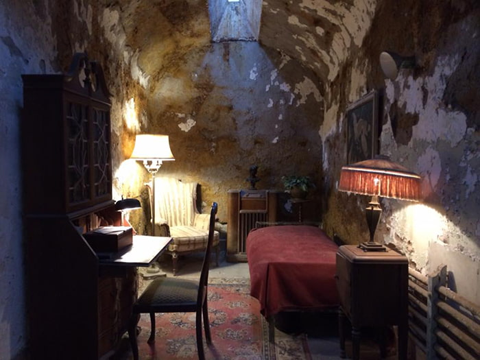 Eastern State Al Capone Cell