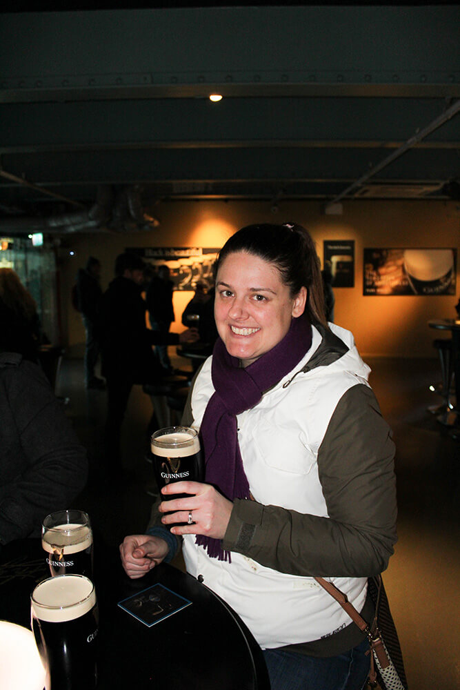 Barbara Guinness Storehouse Dublin, Ireland