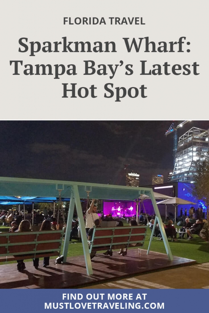 Sparkman Wharf: Tampa Bay's Latest Hot Spot