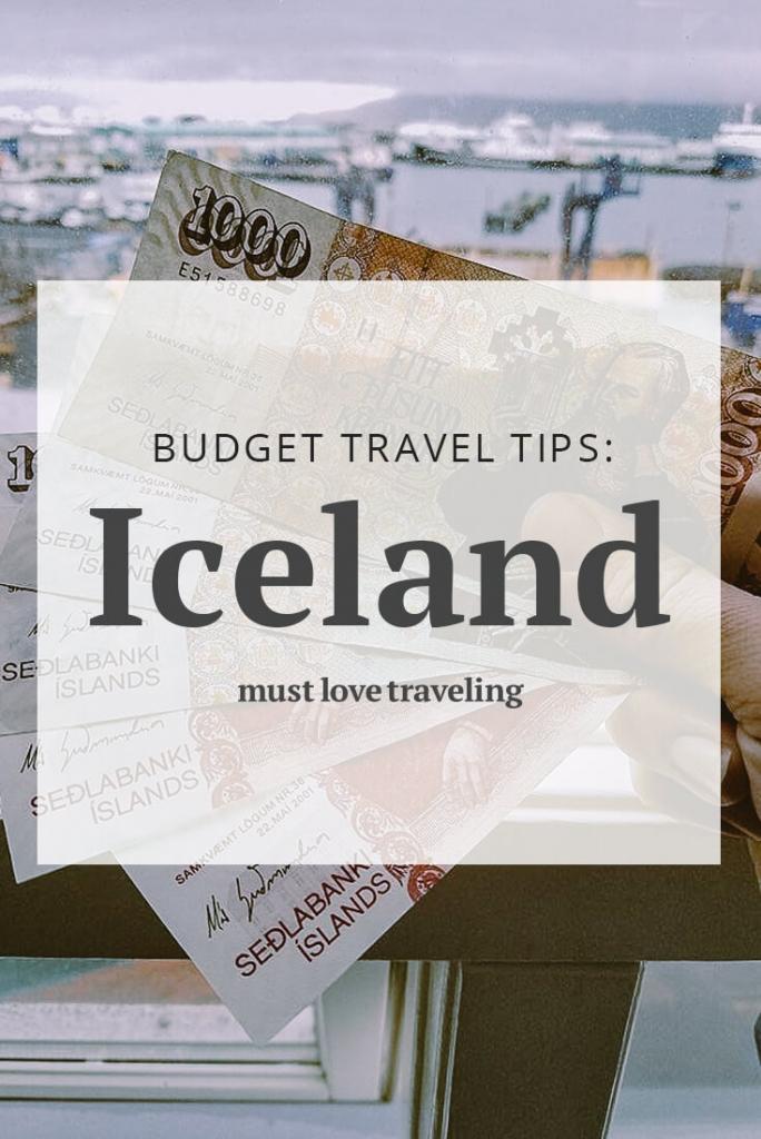 Budget Travel Tips: Iceland