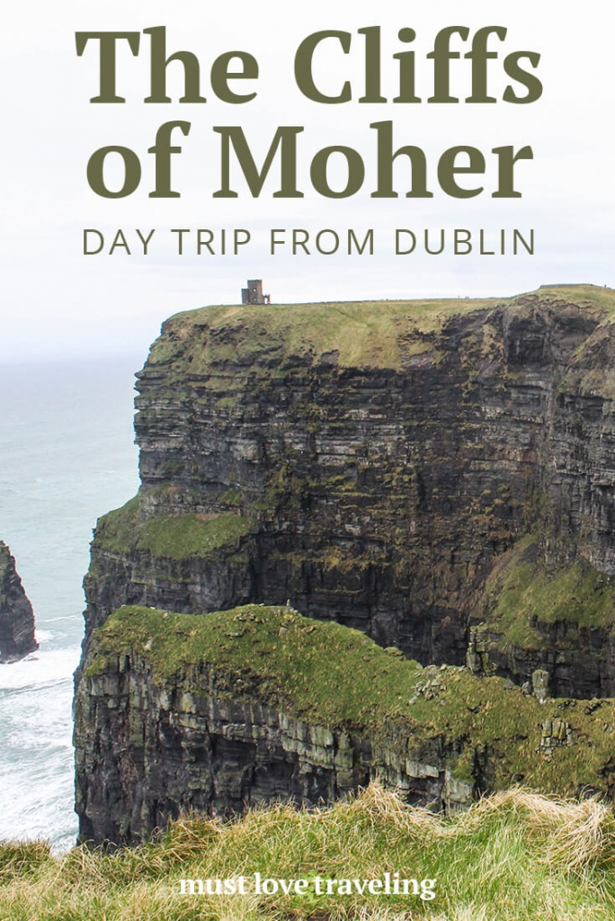 The Cliffs of Moher: Day Trip from Dublin