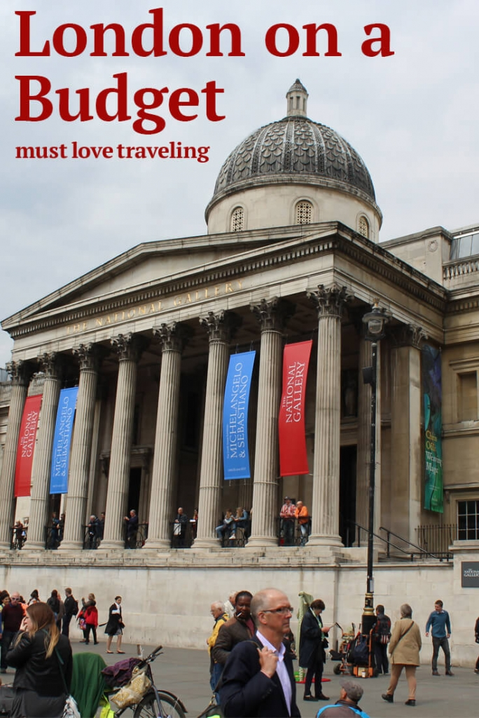 Budget Travel Tips: London