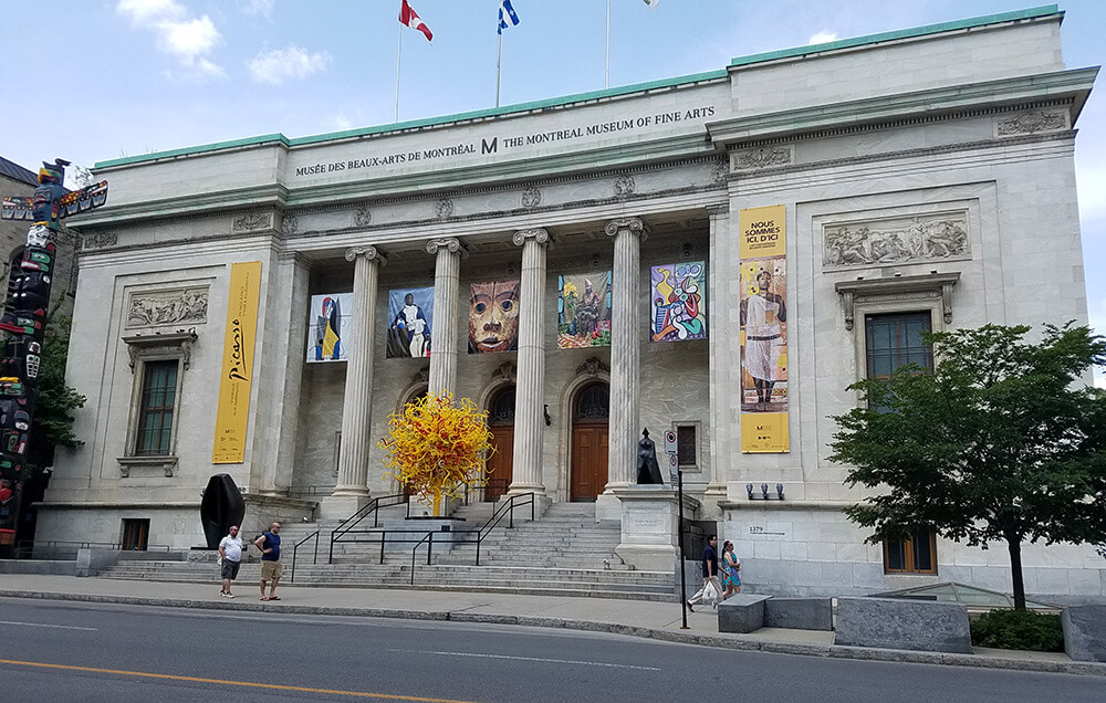 Montreal Museum of Fine Art