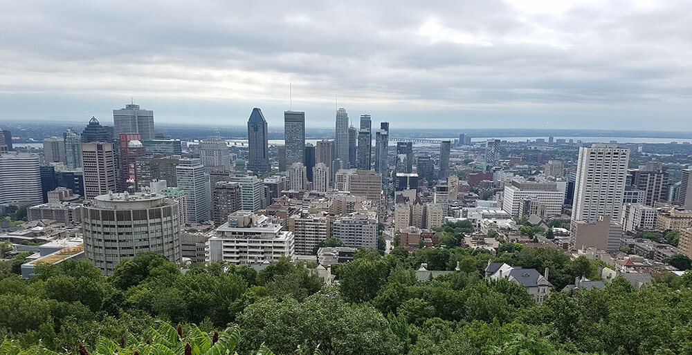 Mount Royal Lookout Point