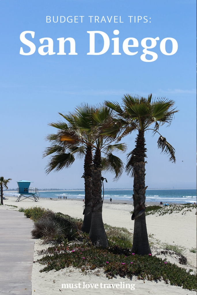 Budget Travel Tips: San Diego