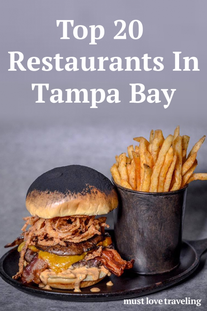 top 20 restaurants tampa