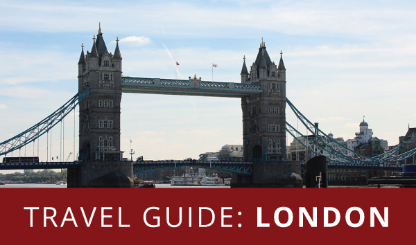 Travel Guide: London