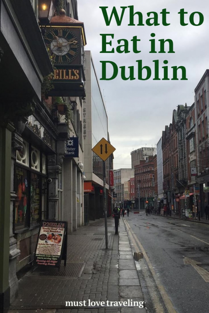 What to Eat in Dublin