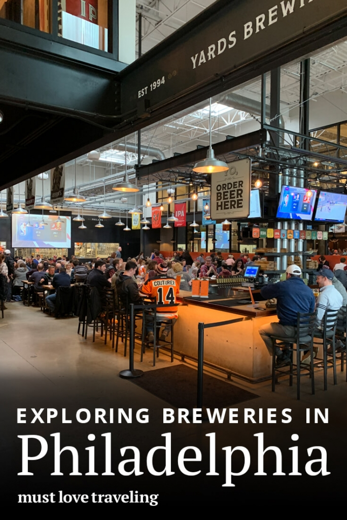 Exploring breweries in Philadelphia