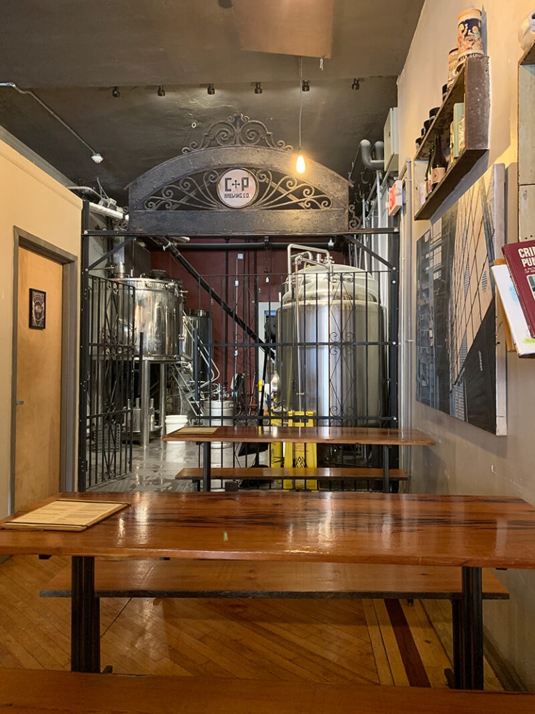 Inside Crime and Punishment Brewing in Philadelphia