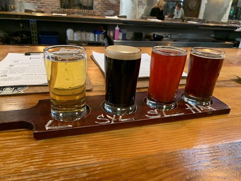 Love City Brewing beers
