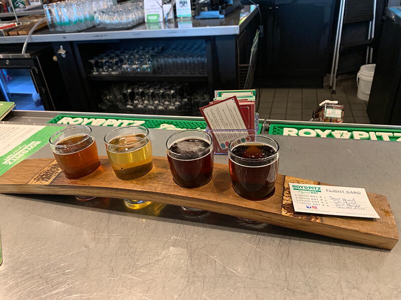 roy pitz philadelphia beers