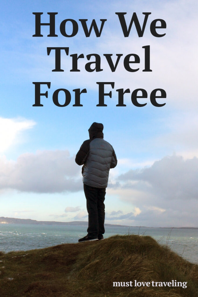How we travel for free