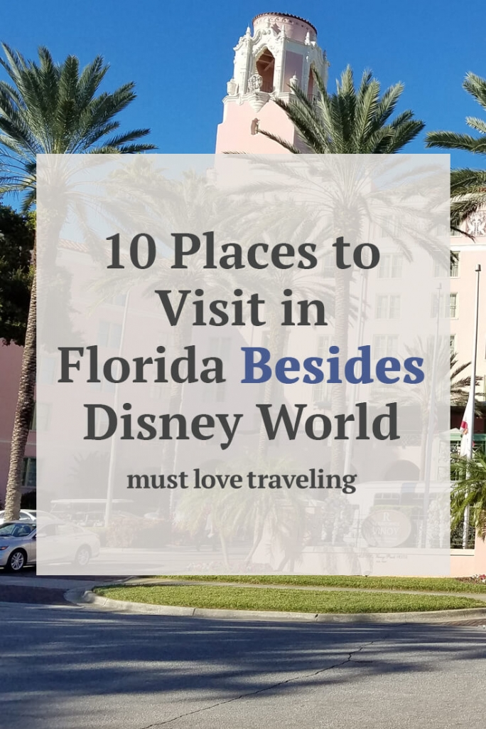 10 Places to Visit In Florida that Aren't Disney World