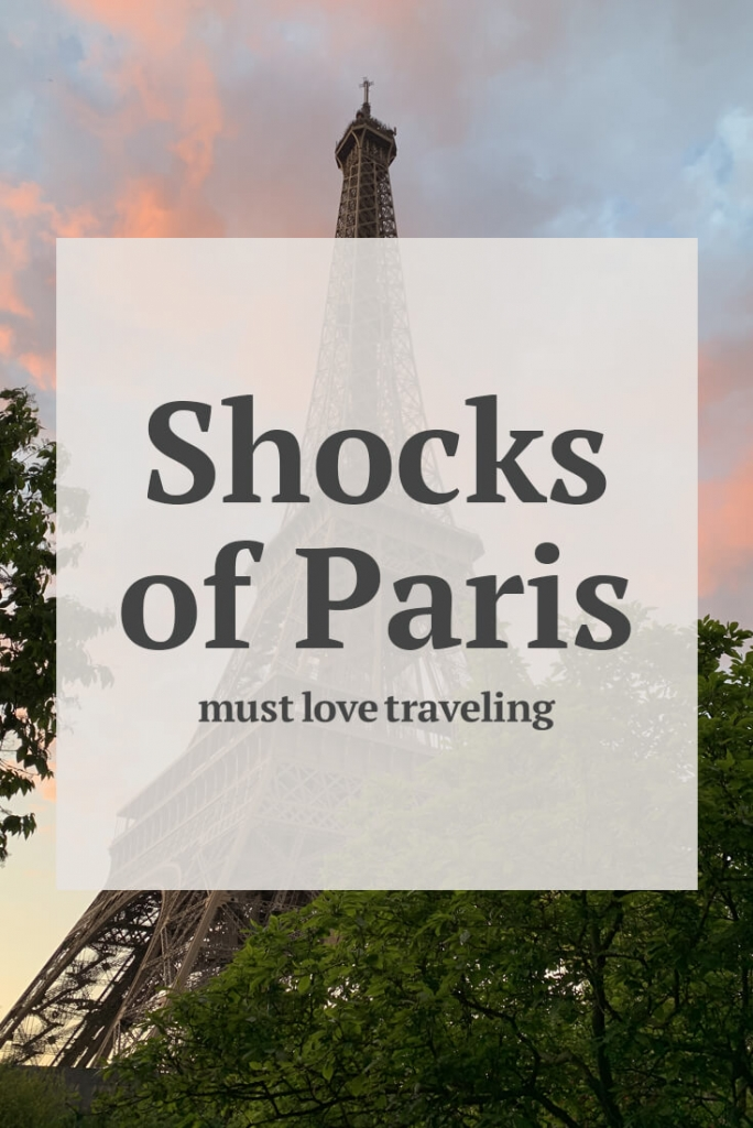 Shocks of Paris