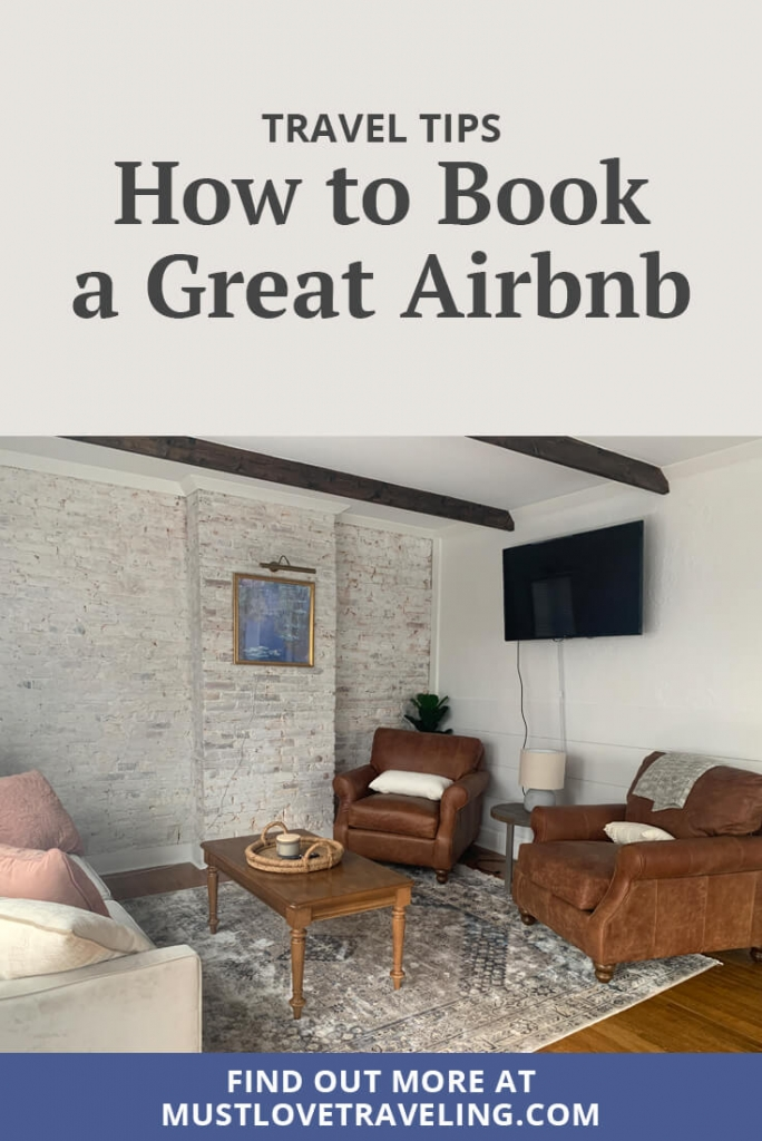 How to book a great Airbnb