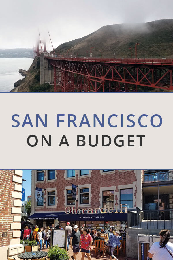 Budget tips for San Francisco