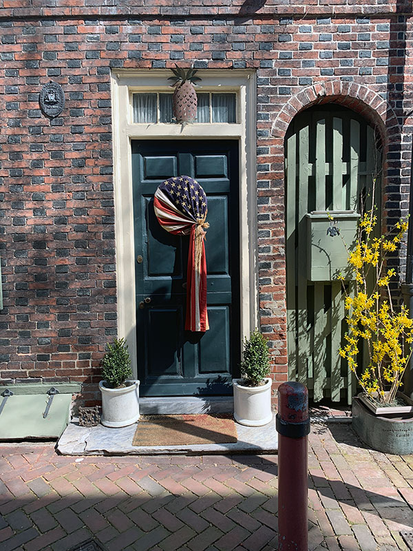 Elfteth's Alley Philadelphia