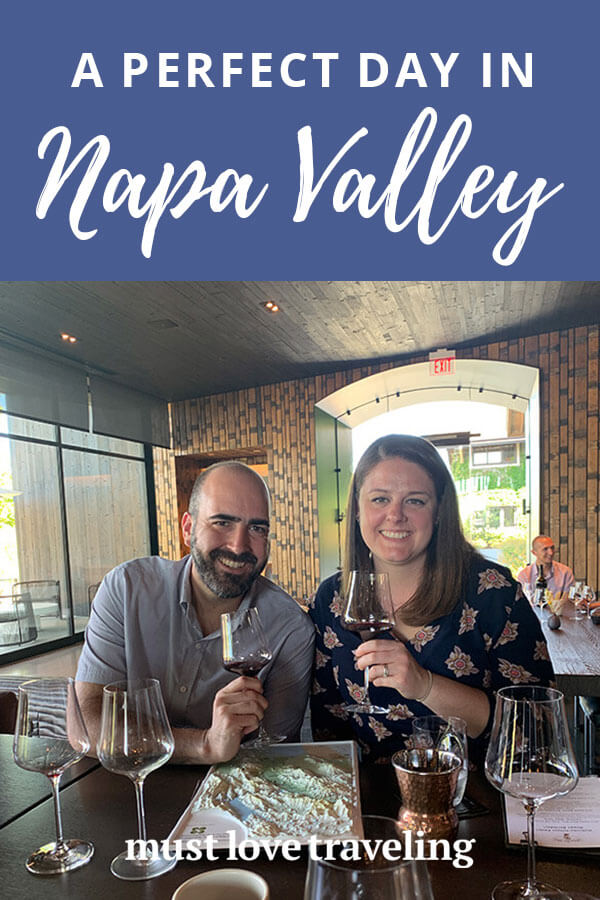 A Perfect Day in Napa Valley, California