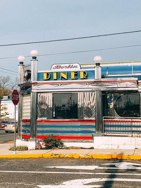 Berlin Diner New Jersey