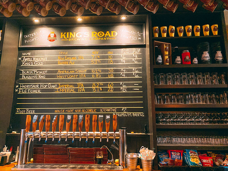Kings Road Brewing Company