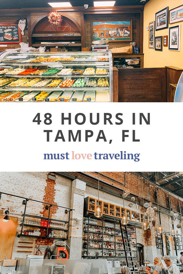 48 Hours in Tampa, FL