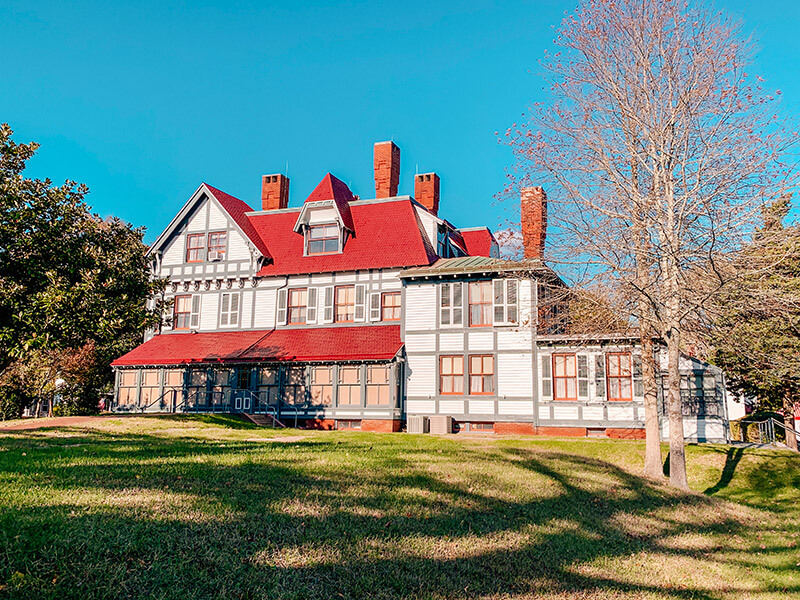 Emlen Physick Mansion in Cape May