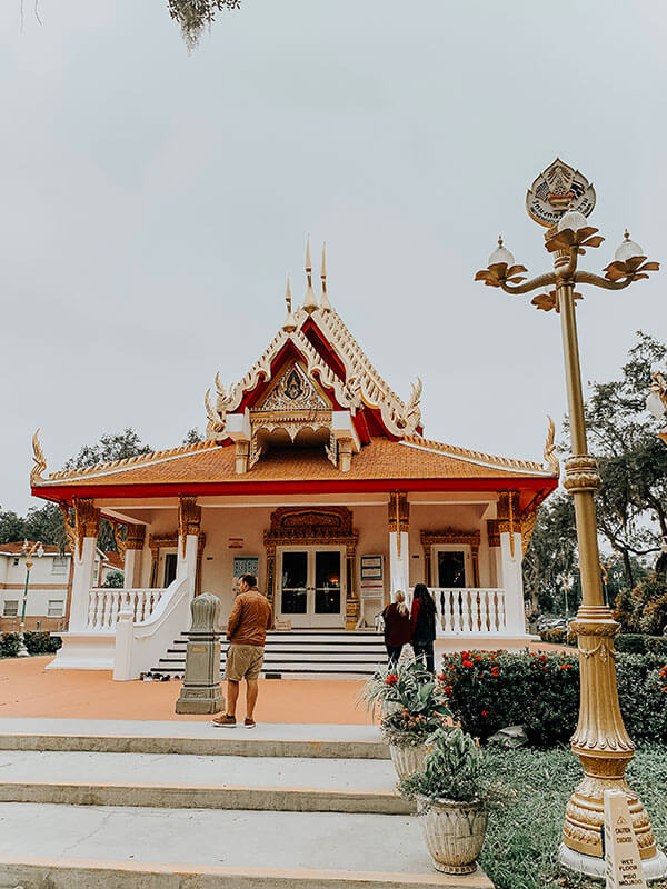 Thai Temple Tampa