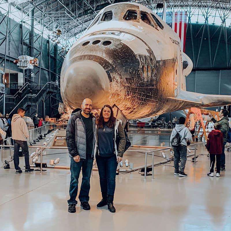 Udvar-Hazy Air & Space Museum