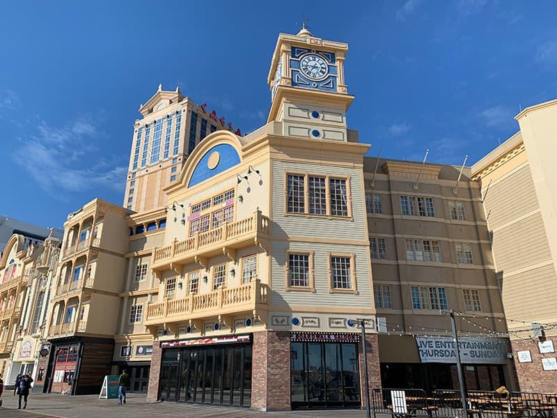 Wild Wild West casino Atlantic City