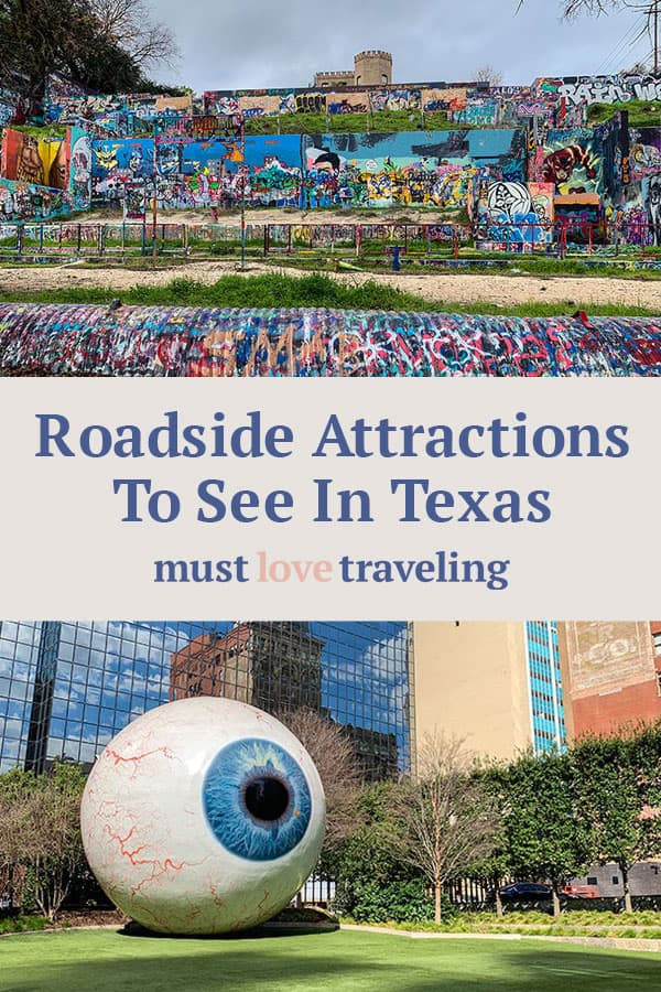 Roadside Attractions to See in Texas