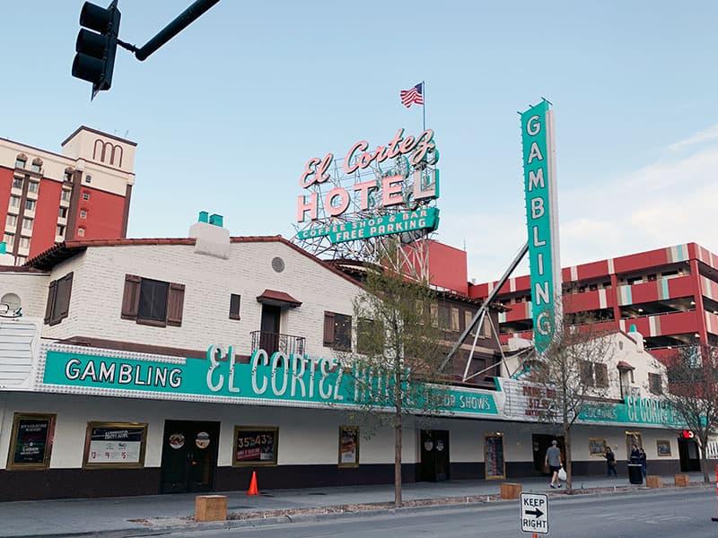 El Cortez Freemont St. Las Vegas