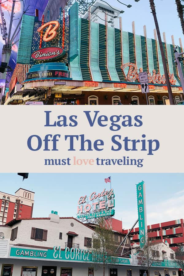 Las Vegas Off The Strip