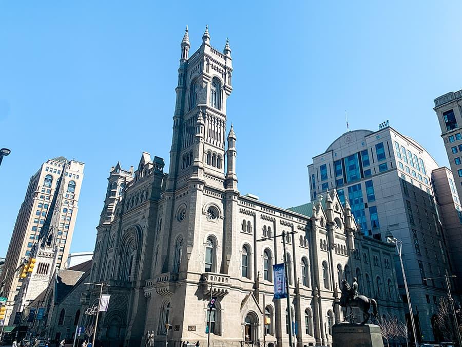 The Masonic Temple of Philadelphia