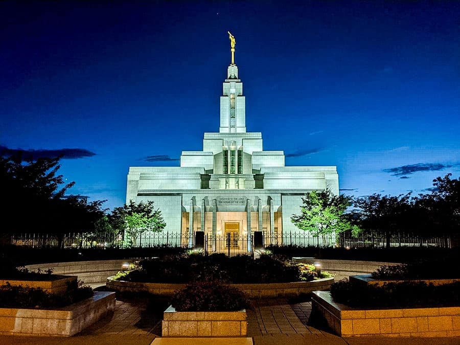 Draper, UT LDS temple